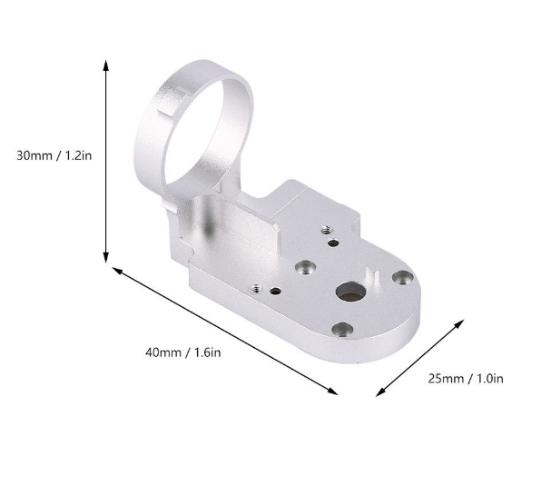 DJI Phantom 3A/3P Gimbal Roll Arm Bracket