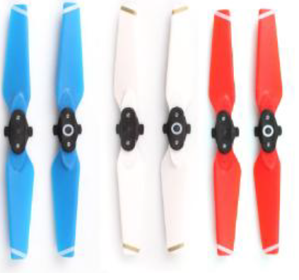 DJI SPARK 4730 oars (blue,white, red)