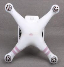 Load image into Gallery viewer, DJI Phantom 3 body silicone protective dust cover. (white)