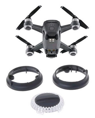 DJI Spark LED Covers