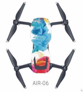 Mavic Air Accessories Import Body Waterproof Sticker(Air-05)