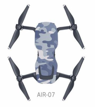 Mavic Air Accessories Import Body Waterproof Sticker(Air-06)