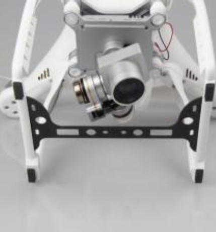 DJI Phantom 3 Pro/Adv PAN carbon fiber protection board