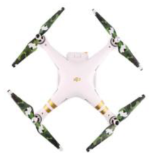 Load image into Gallery viewer, DJI Phantom 3 9450 camouflage Propellers