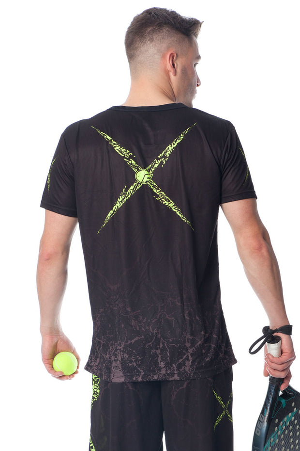 T-shirt Padel Gain