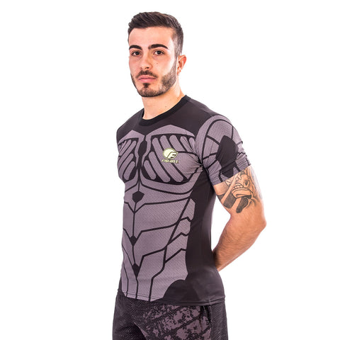 T-shirt Rushguard unisex Armour
