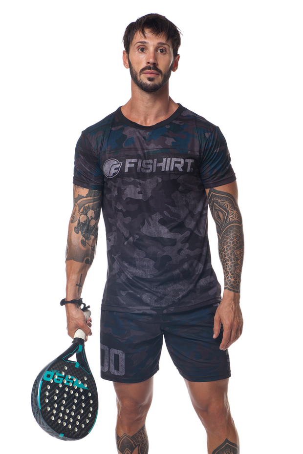 T-shirt Padel Hunter