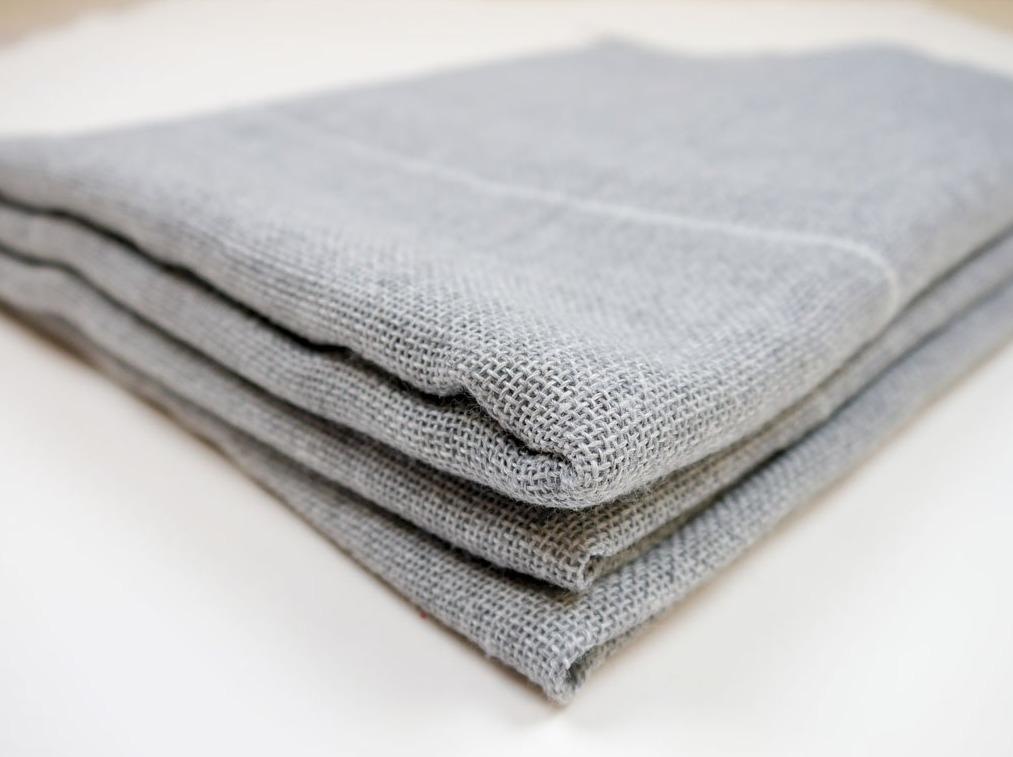 Primary tufting cloth (Gray)- by the yard