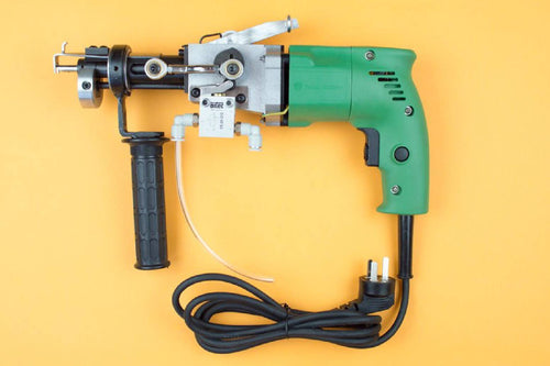Industrial grade high pile pneumatic tufting gun (ZQ-III)