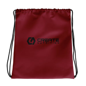 Gymbag Deep Red