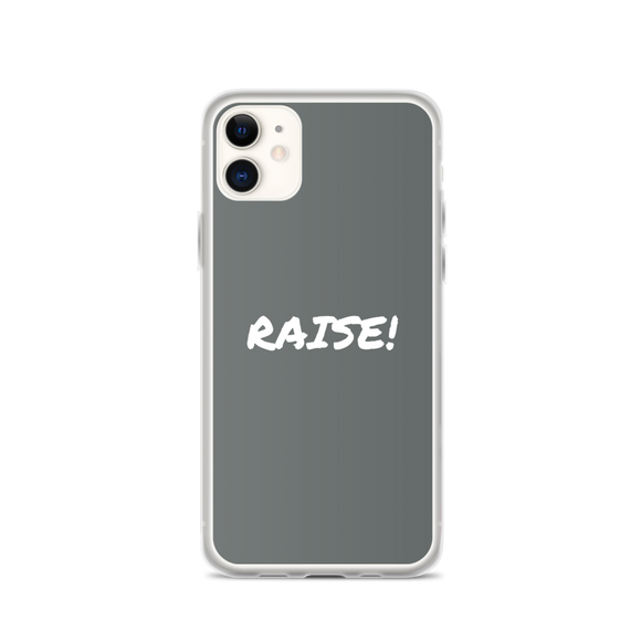 iPhone Hülle: Raise!