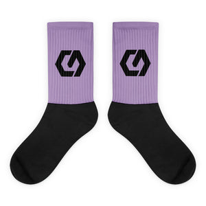 Socks Purple 4