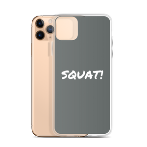 iPhone Hülle: Squat!