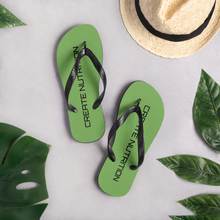 Laden Sie das Bild in den Galerie-Viewer, Flip-Flops Fancy Green