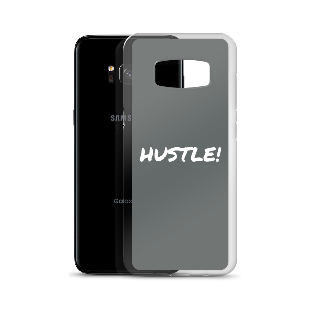 MOTIVATION + MINDSET Samsung Hülle: Hustle!