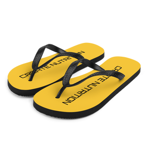 Flip-Flops Golden Yellow