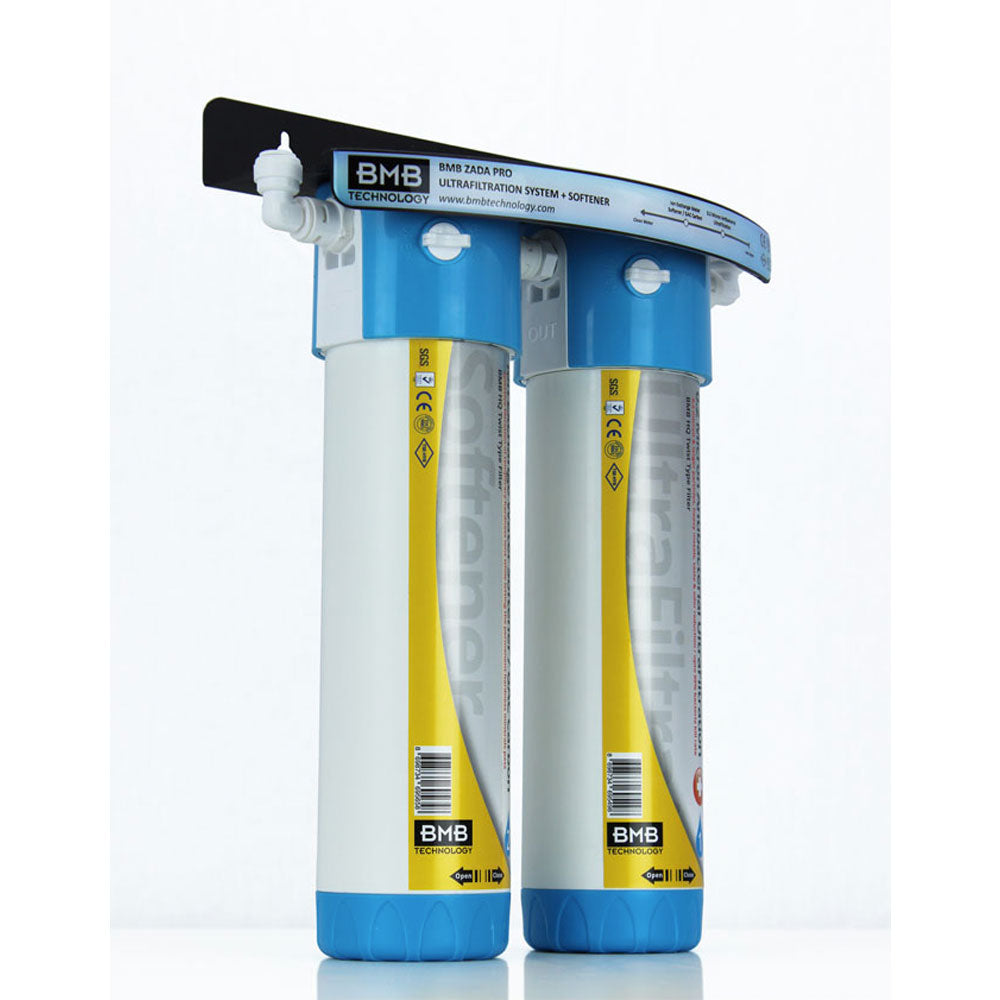 BMB Zada Pro Under Sink Ultrafiltration Water Filter System (With In-line Option)