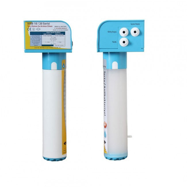 BMB-Nano Ultrafiltration (UF) Under Sink Water Filter System (With In-line Option)