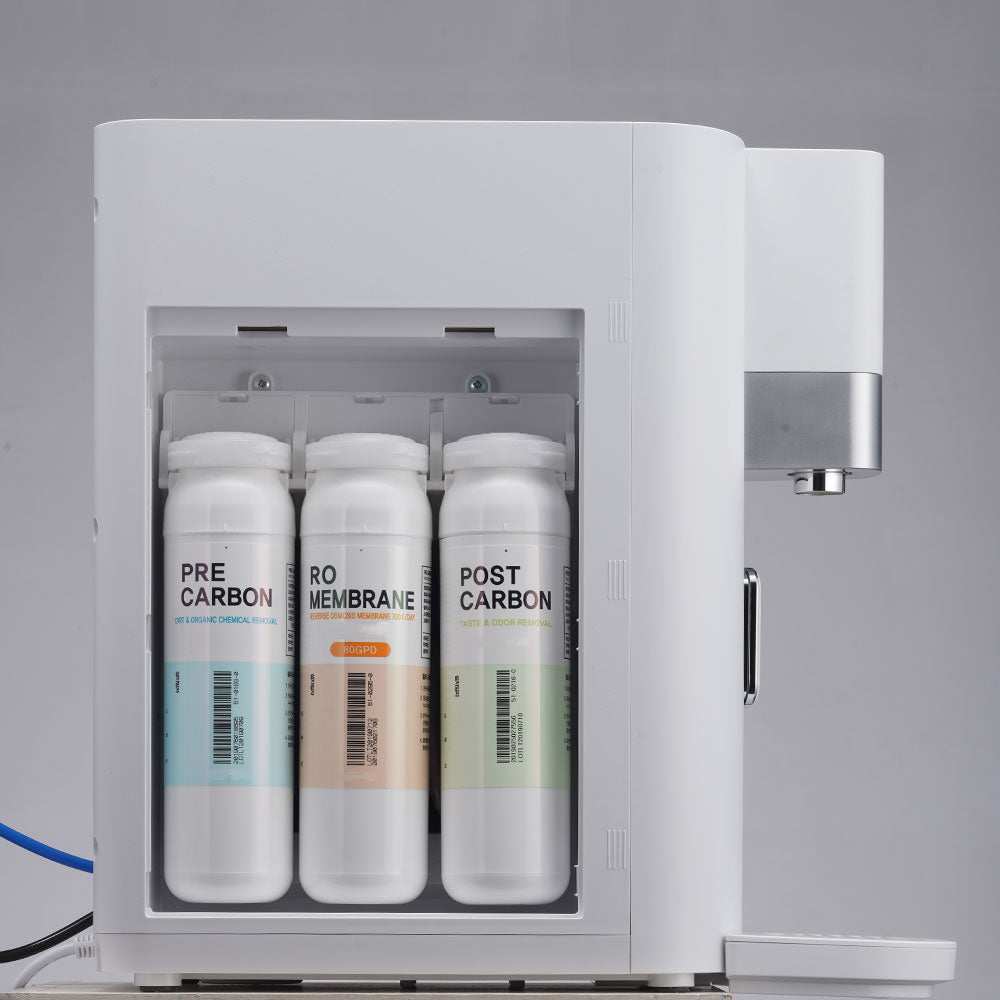 Hommix puRO Countertop Reverse Osmosis Filtration System