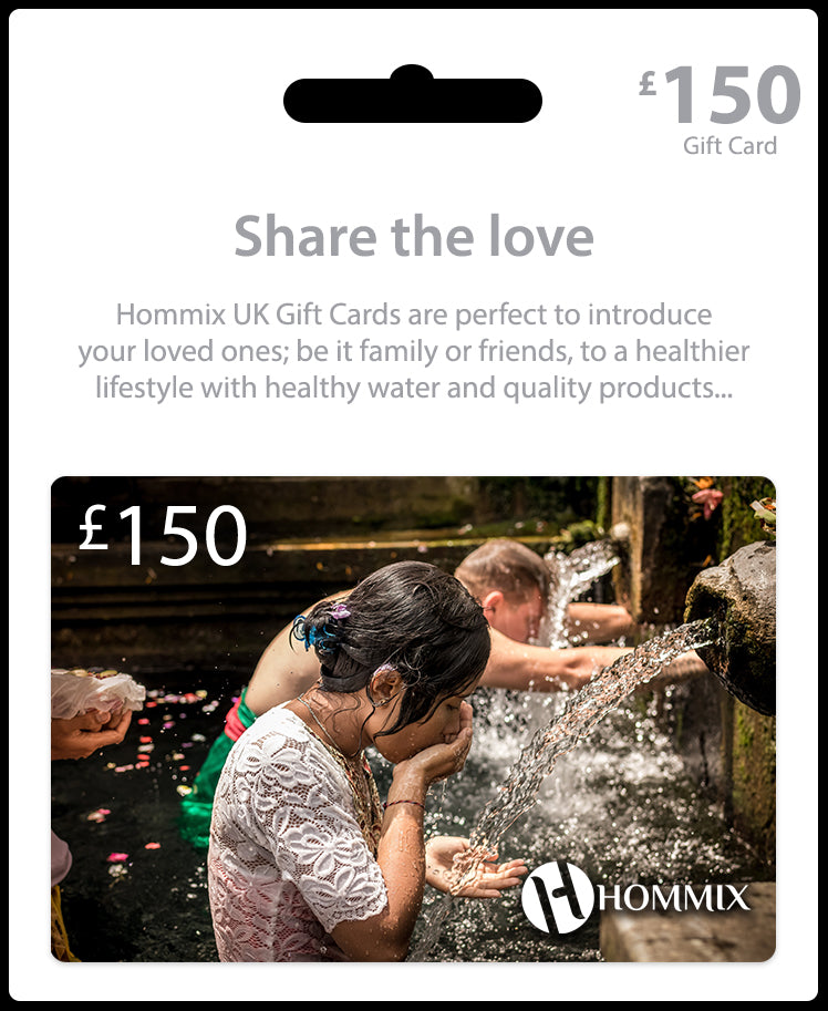 Hommix UK Gift Cards