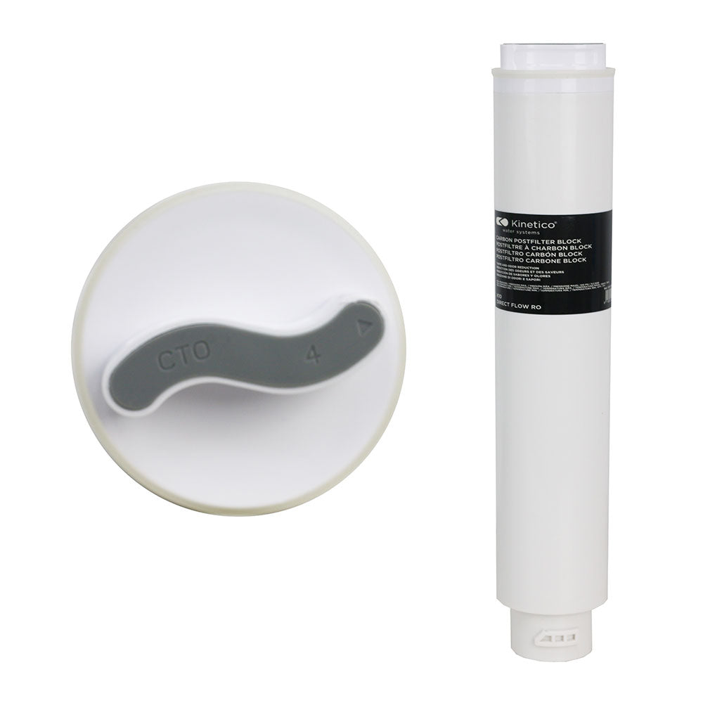Replacement CTO Post-Carbon Filter (Filter 4) for Kinetico K10