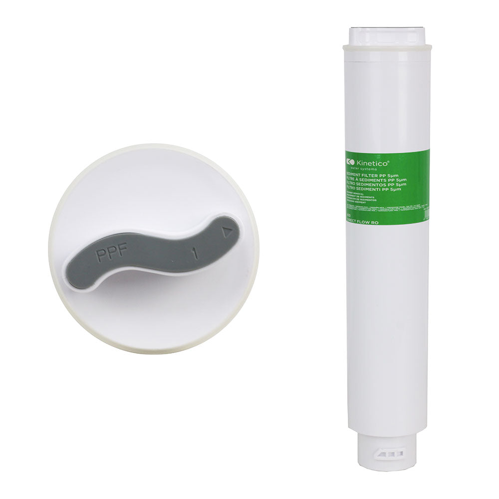 Replacement PPF Sediment Pre-Filter (Filter 1) for Kinetico K10
