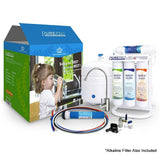Pure-Pro ERS-106 +Alkaline 6-Stage RO Drinking Water Filter System
