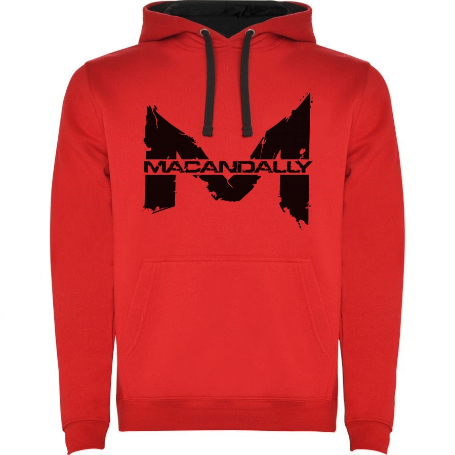 Hoodie - Macandally - Front