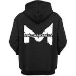 Hoodie - Macandally Back & Front