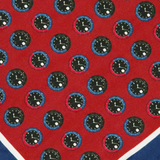 GMT Pocket Square