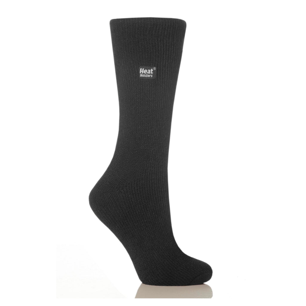 Heat Holders Women's Original Charcoal Socks