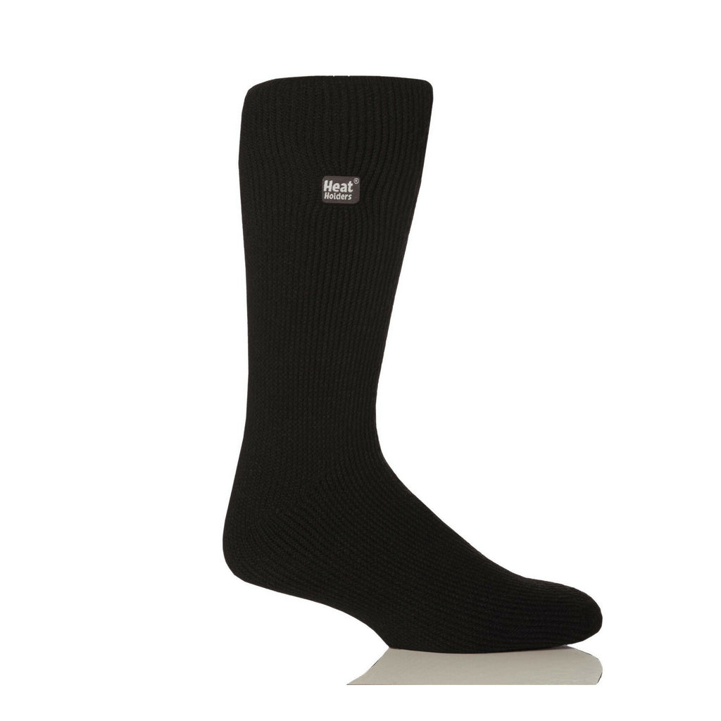 Heat Holders Men's Original Black Socks