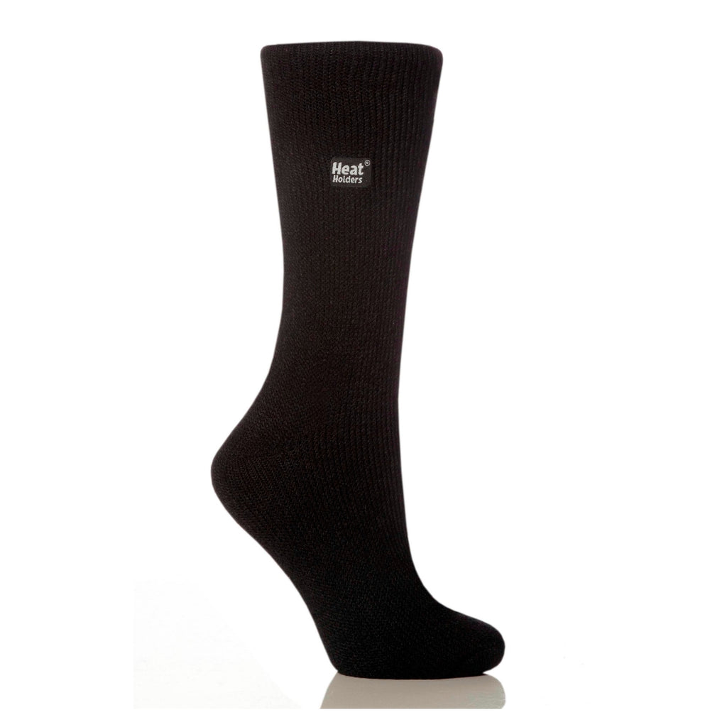 Heat Holders Women's Original Black Socks