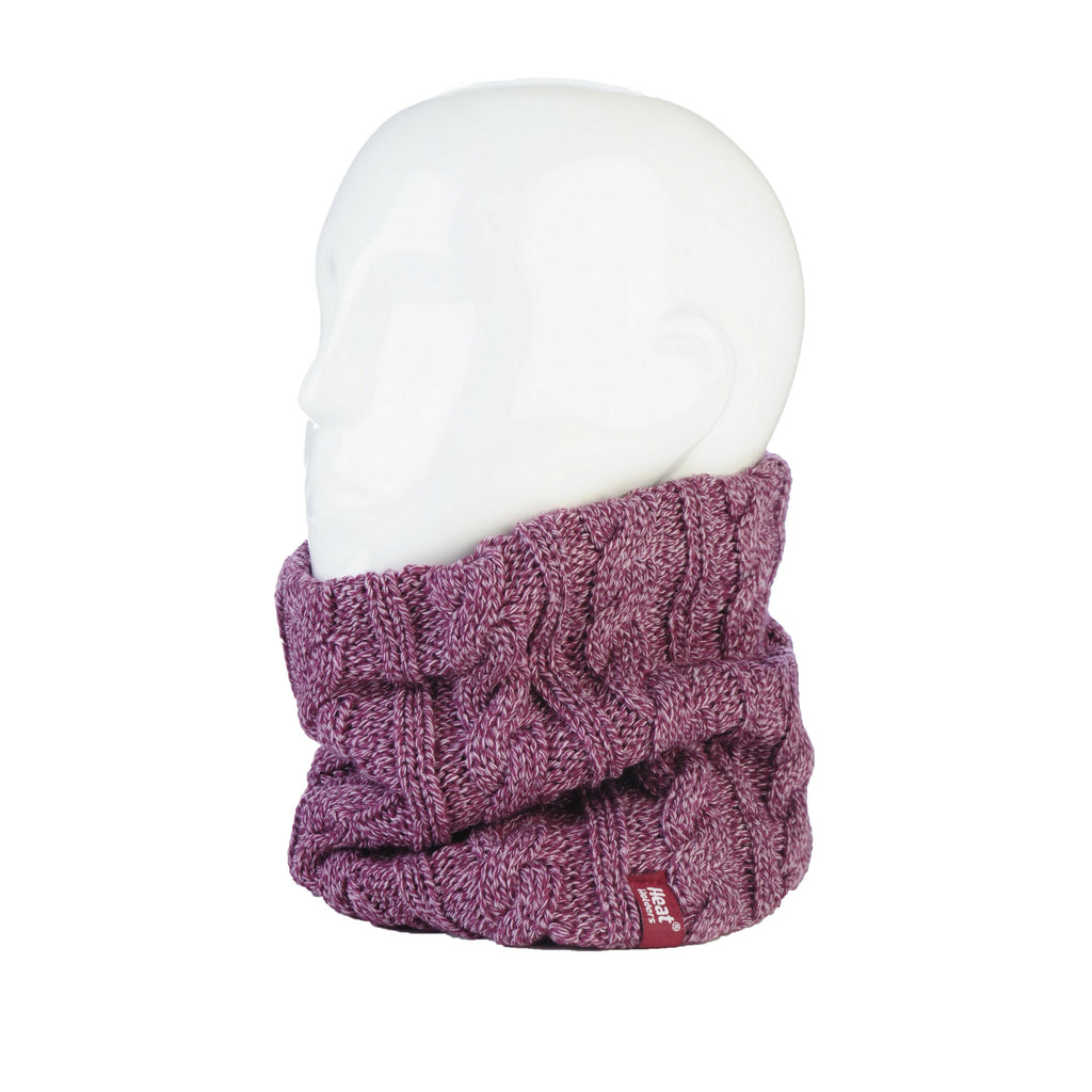 Heat Holders Women's Rose Neck Warmer