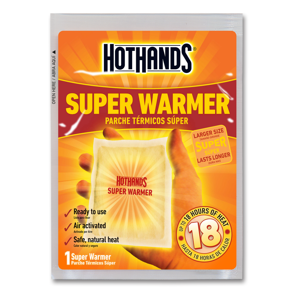 HotHands Super Hand & Body Warmers