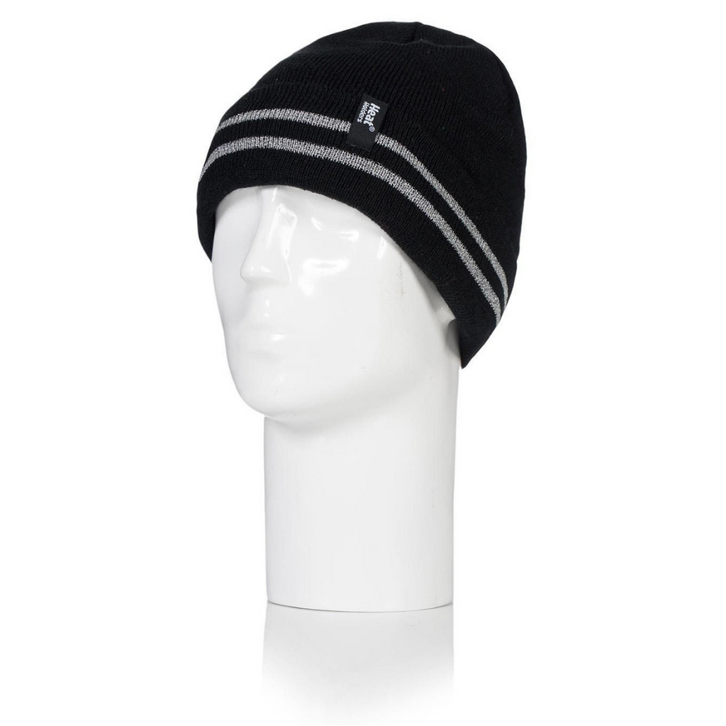 Heat Holders Men's Black Worxx Hat