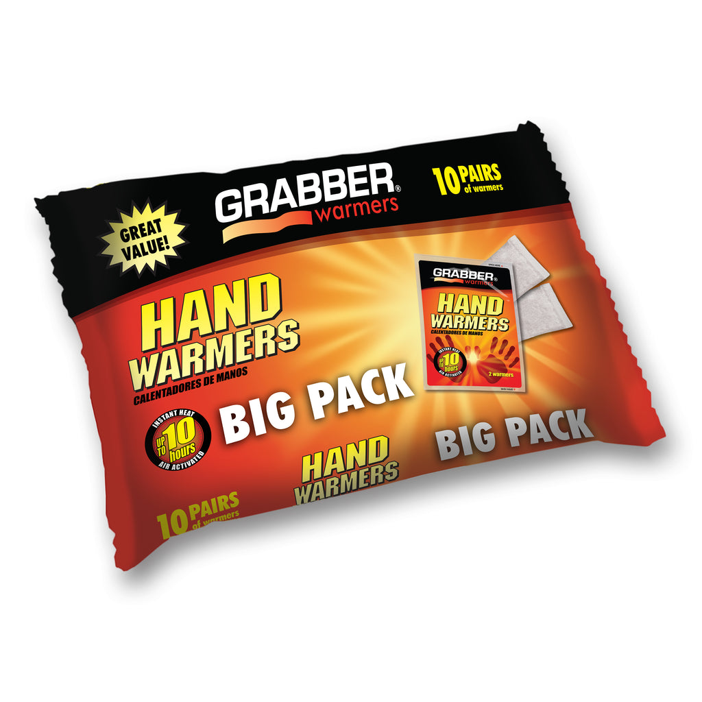 Grabber® Hand Warmer Big Pack