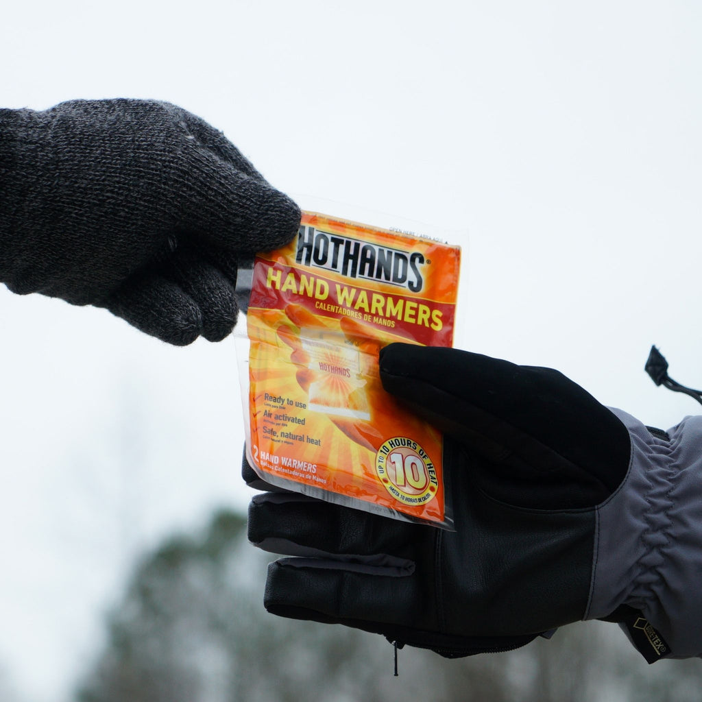 Bulk HotHands® Hand Warmers | 6 Displays, 240 Pair