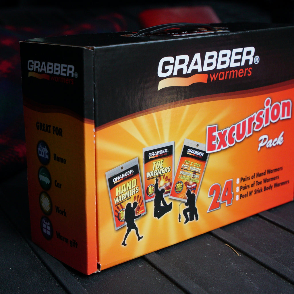 Grabber® Excursion Pack