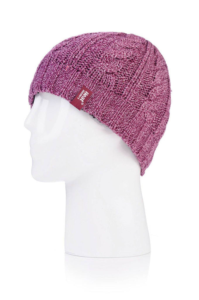 Heat Holders Women's Rose Hat