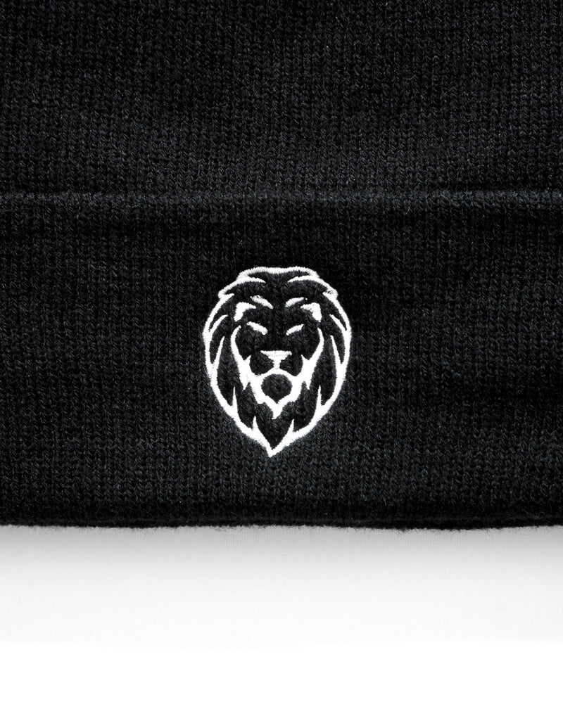 Mane Series - Savic Motorcycles Embroidered Knit Beanie