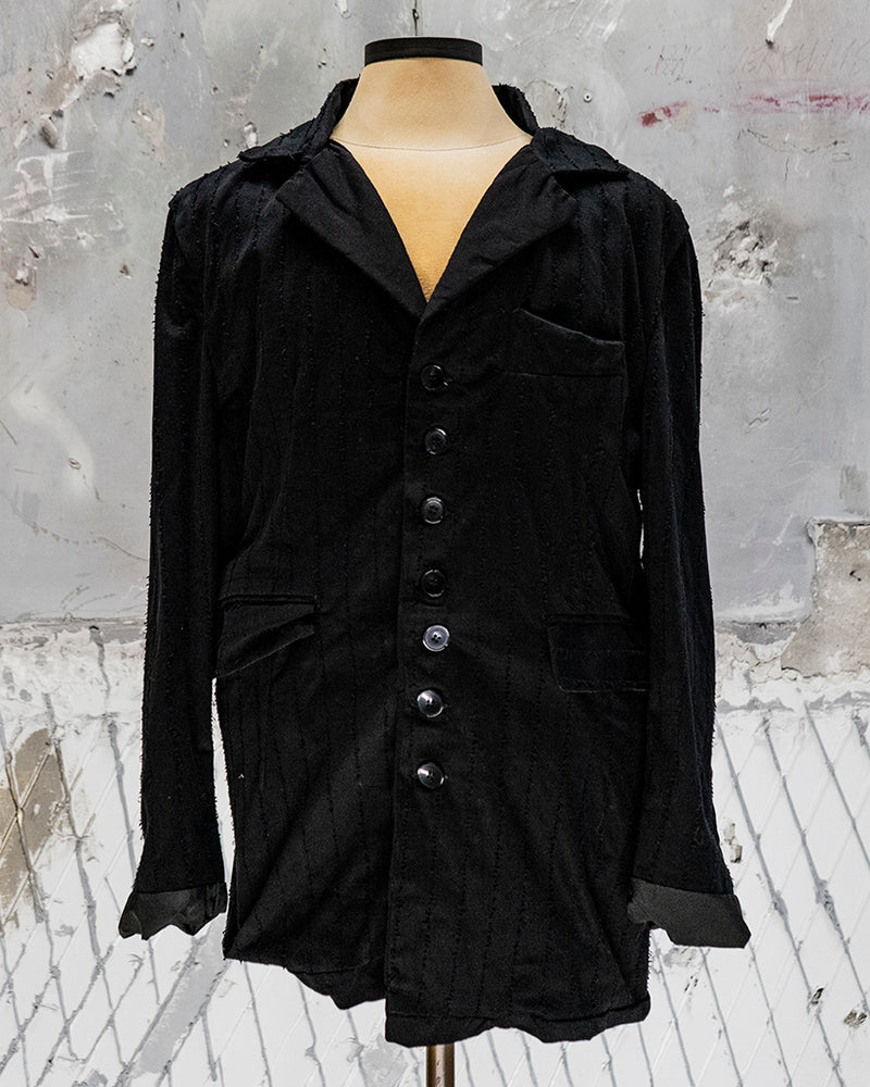 Blazer Suit Jacket Black