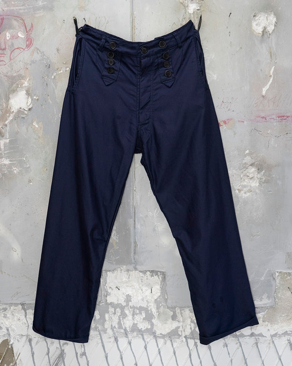 Signature Trouser Navy