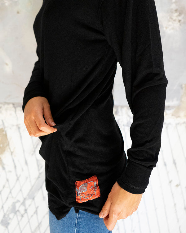 Longsleeve T-Shirt Black