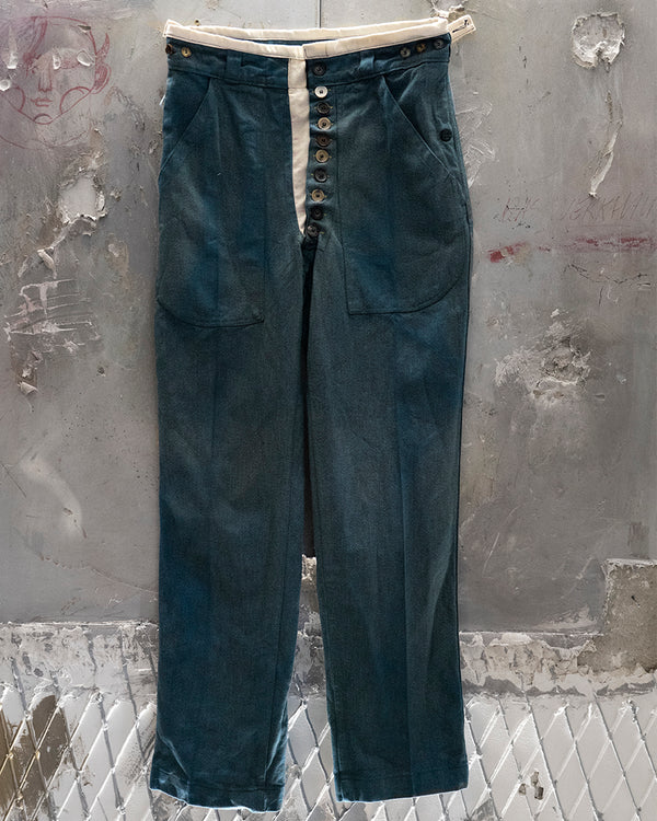Denim Trouser Blue