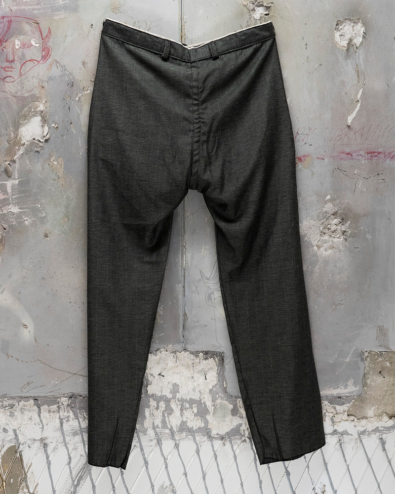 Classic Fit Trouser Grey
