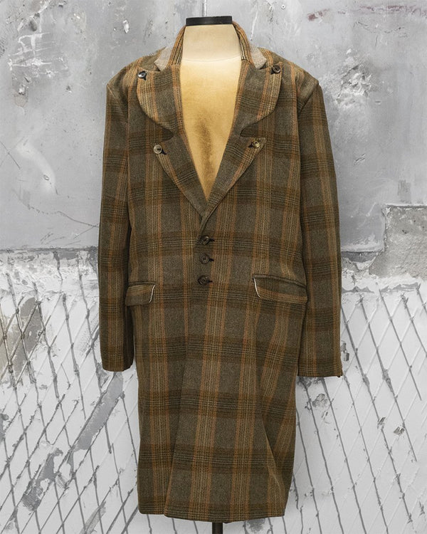 Deluxe Coat Plaid