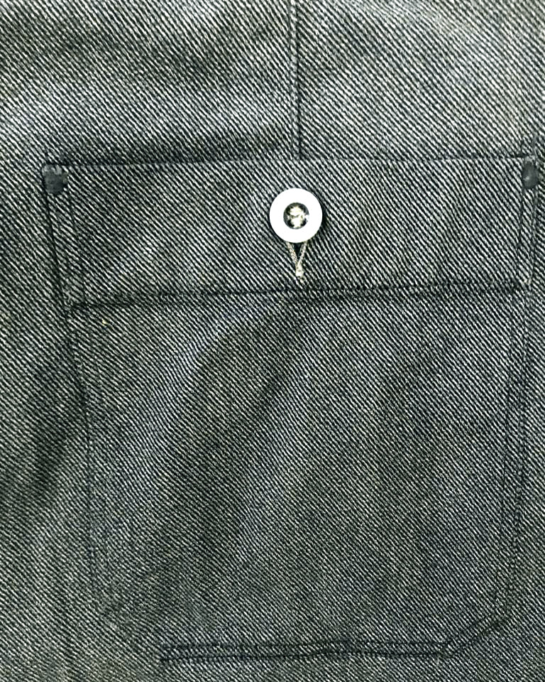 Swiss Denim Trouser