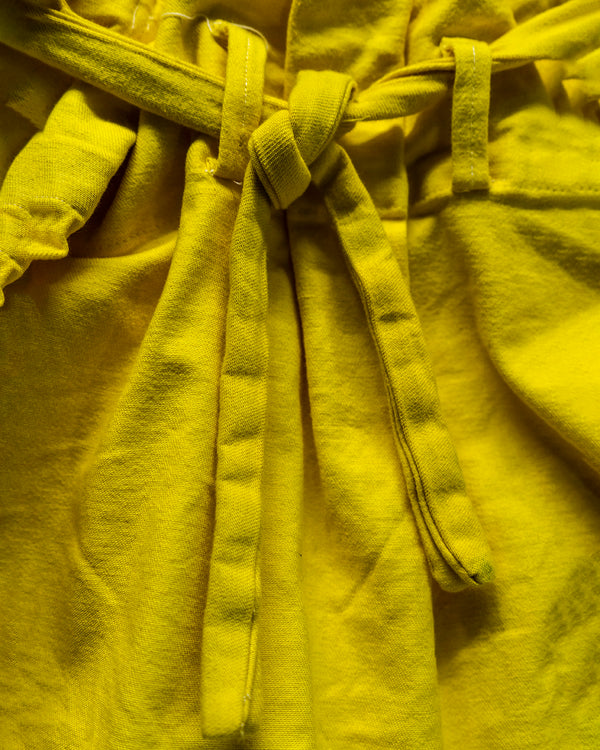 Ella Trouser Bright Yellow