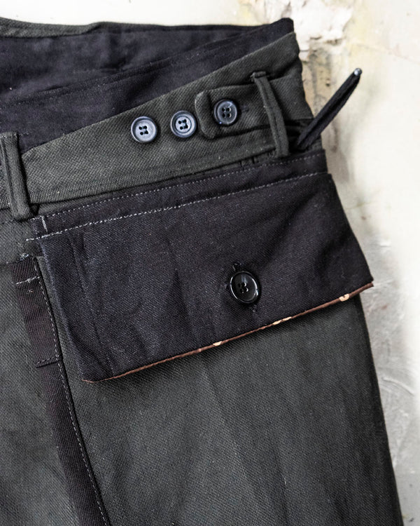 Classic Fit Trouser Cargo